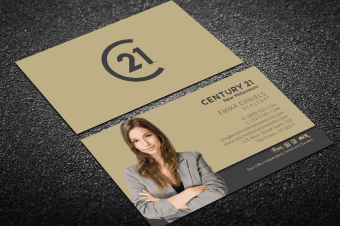 Century 21 Business Cards Free Shipping Online Design And