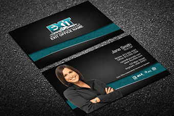 Exit realty business card templates free shipping designed for exit realty business cards colourmoves