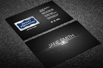 Realty executives business card templates designed for realty realty executives business cards colourmoves