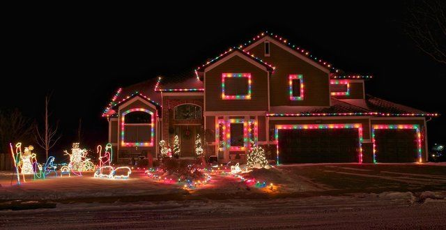 Grade Christmas Light Decorations If You Just Want To Get Into The Holiday Spirit Without Hle Of Putting Up Lights Give Us A Call We Can Help