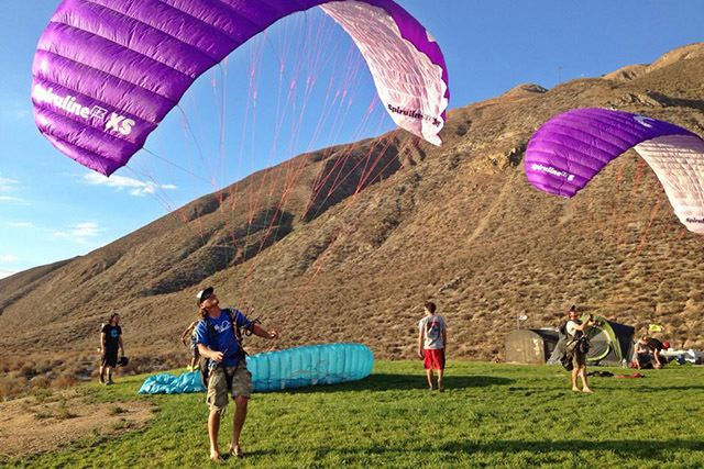 Soboba Paragliding and Speed Flying