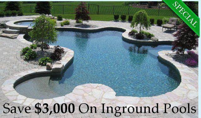 Inground Swimming Pools: Swimming Pool Installation Raleigh ...