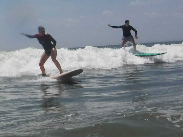 Rockaway Beach Surf Camp Kids Surfing Lessons And School