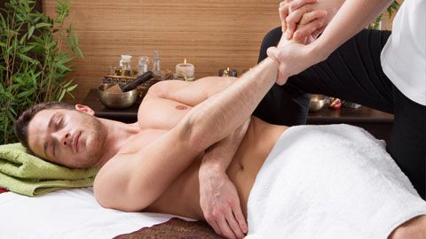 Massage for breast cancer patients