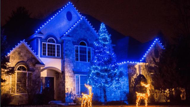 Christmas Light Installers Albany NY  Professional Christmas Light ...