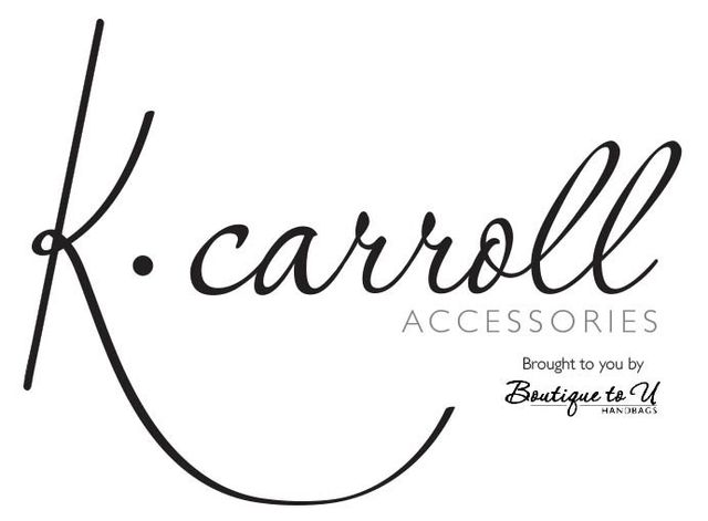 k. Carroll Accessories Logo