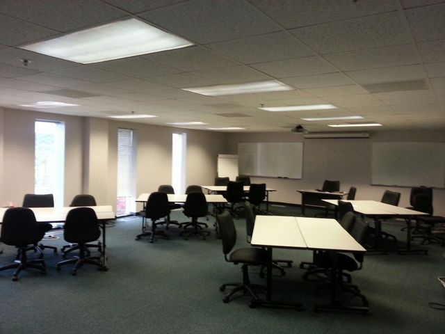 Business conference rooms