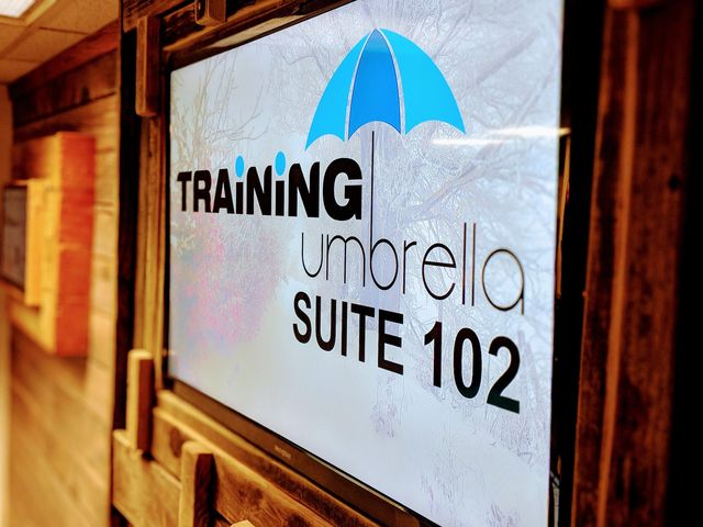 Welcome to Training Umbrella