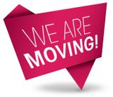 training umbrella is moving to a new location