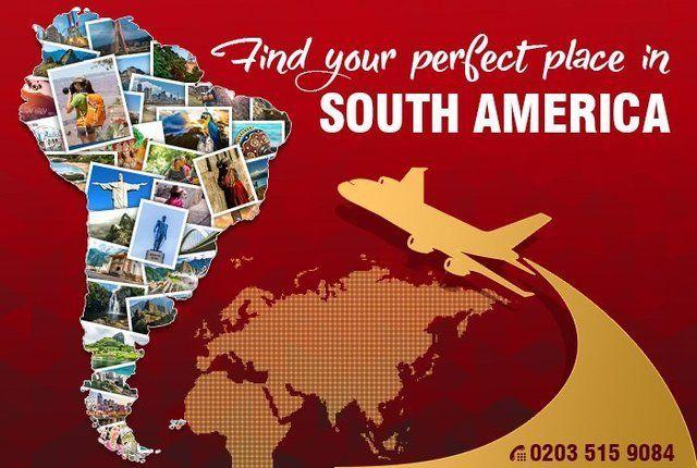 South america newsletter travel center uk freerunsca Images